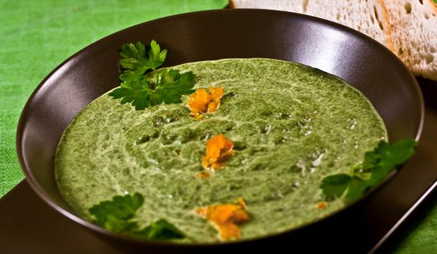 Органическая зелень против рака