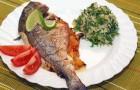 Диета при подагре — блюда из рыбы