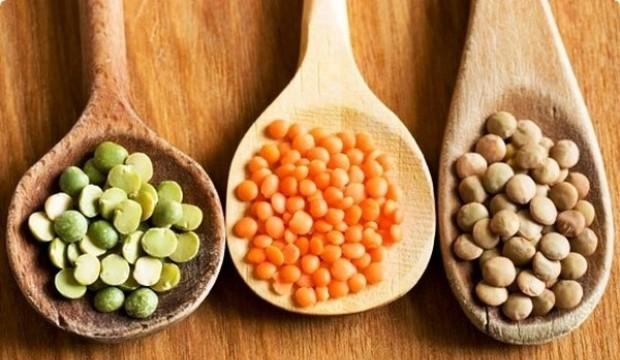 Использование чечевицы в диетах
