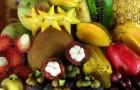 На прилавках наших магазинов все чаще можно встретить незнакомые экзотические фрукты и овощи. Чем они полезны?