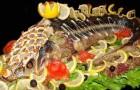 Постный окорок — рыбная закуска
