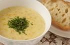 Суп овсяный