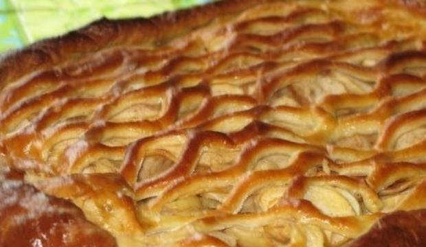 Яблочный пирог а-ля рень