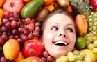 Фрукты и овощи защищают только женское сердце