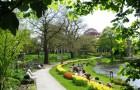 Ботанический сад Лейдена