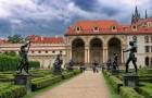 Сады пражского дворца