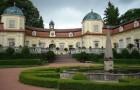 Замок Бучловице
