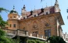 Замок Прухонице