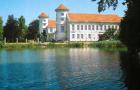Дворцовый парк Рейнсберг