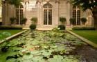 Дворовые сады из коллекции Фрика