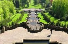 Дворцовый парк Вильгельмсгоге