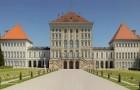 Дворцовый сад Нимфенбурга