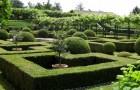 Сад в стиле Ренессанс в Ураниборге