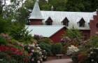 Сады замка Гронсе