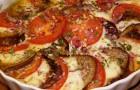Блюда из овощей в пароварке