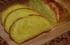 Хлеб с карри в хлебопечке