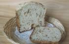 Хлеб с копченым сыром в хлебопечке