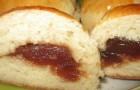 Хлеб с яблочным повидлом в хлебопечке