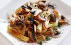 Картофель с грибами в скороварке
