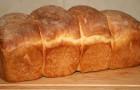 Кефирный хлеб в хлебопечке