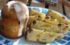 Кулич с изюмом в хлебопечке