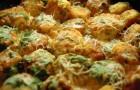 Куриные фрикадельки в сливочном соусе в пароварке