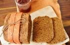 Льняной хлеб в хлебопечке
