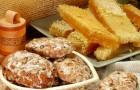 Медовый пряник в хлебопечке