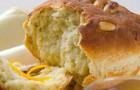 Миндальный хлеб с корицей в хлебопечке