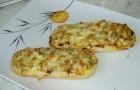 Мясная начинка для бутербродов в пароварке