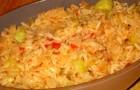 Рис с кабачком в мультиварке