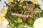 Стручковая фасоль с брюссельской капустой в скороварке