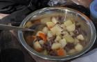 Суп «Походный» в скороварке
