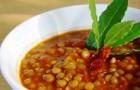 Суп чечевичный в аэрогриле