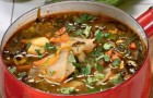 Суп из кольраби в скороварке