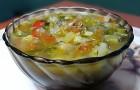 Суп из кролика с цветной капустой в скороварке
