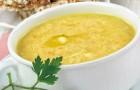 Суп луковый в аэрогриле