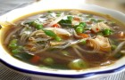Суп по-азиатски в скороварке
