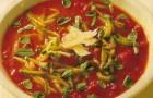 Суп по-итальянски в скороварке