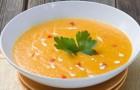 Суп-пюре из свинины и овощей в скороварке