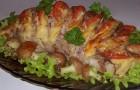 Свинина с вином и помидорами в скороварке