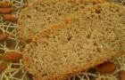 Ячменный хлеб в хлебопечке