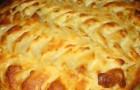Запеканка картофельная в аэрогриле