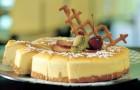Экзотический торт с натуральным йогуртом