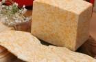 Мраморный сыр по-домашнему