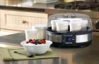 Полезные свойства домашнего йогурта