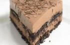Шоколадный кекс с рикоттой