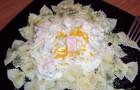 Соус из маскарпоне с апельсином