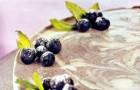 Йогуртовый торт с ягодами