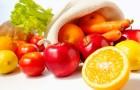 В отношении фруктов и овощей важен объем